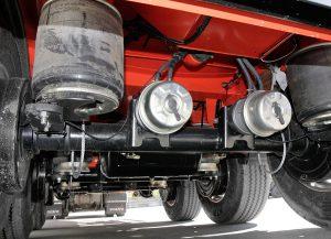 ремонт пневматической системы грузовика в Екатеринбурге - ПРОТРАК