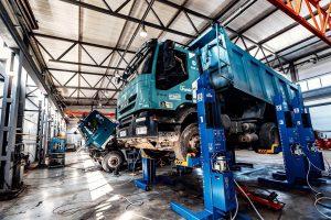 ремонт, сто и обслуживание грузовиков в Екатеринбурге - ПРОТРАК